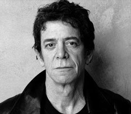 That's Lou Reed, jerks.